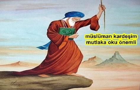 Müslüman Kardeşim Mutlaka Oku